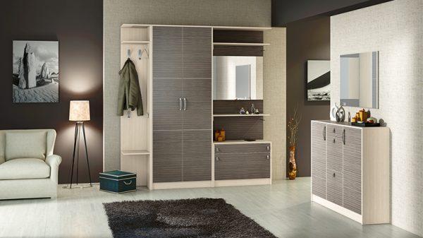 Модульная мебель избавит от необходимости приобретения типового набора мебели