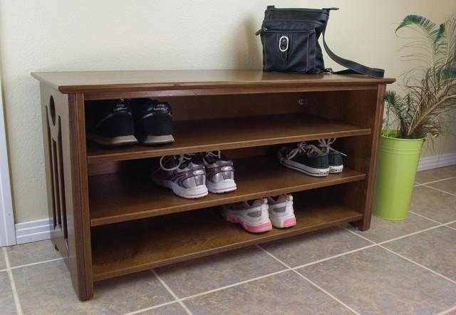 Полочки для обуви в прихожую — фото и примеры сделанные своими руками