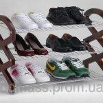 Полочки для обуви в прихожую