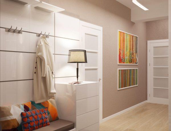 Когда в дом приходят гости, именно прихожая создает первое впечатление о квартире и её жильцах