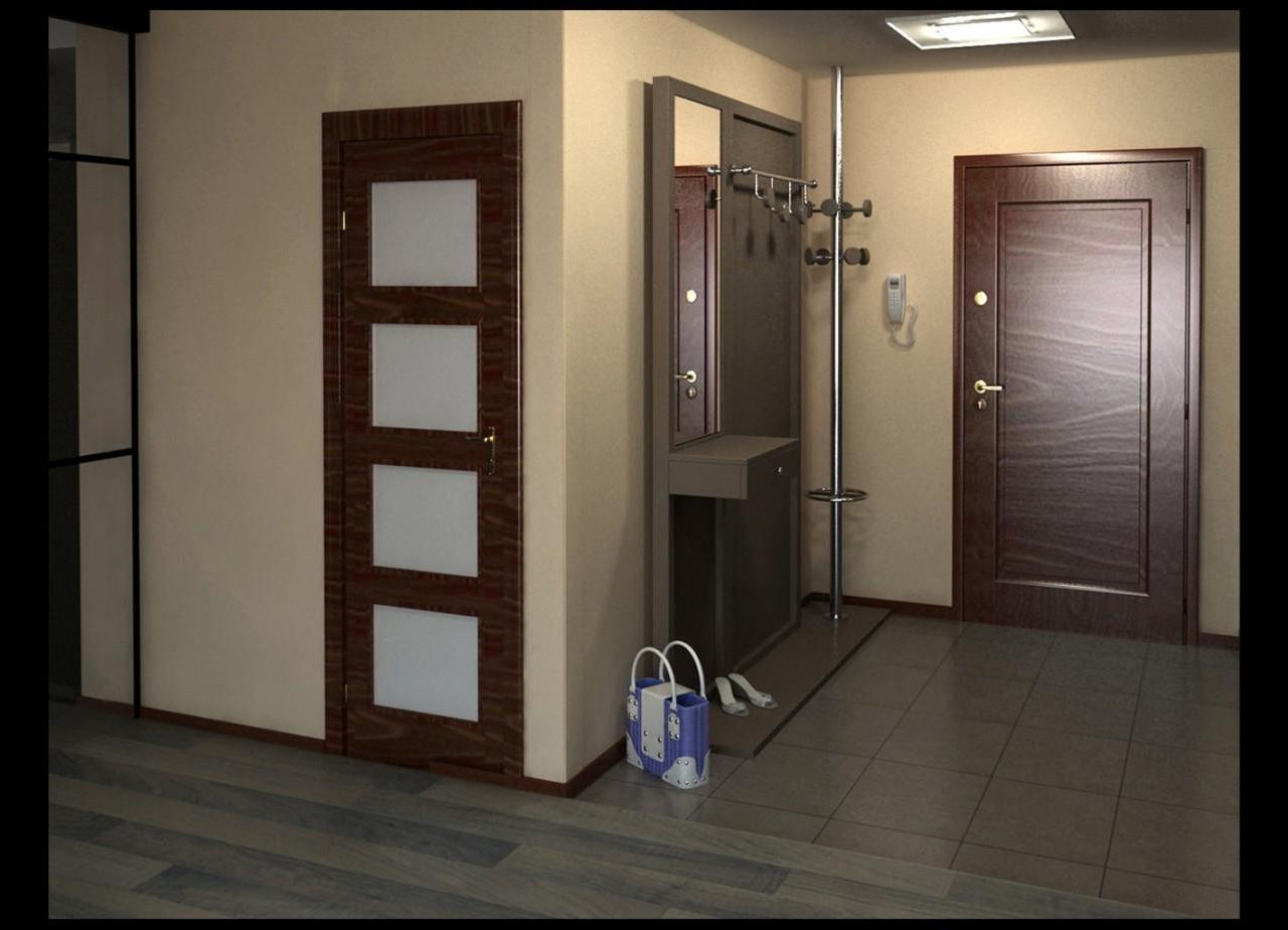 прихожая в маленьком коридоре фото дизайнов интерьера