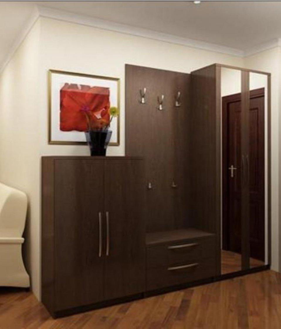 Дизайн прихожей для узкого коридора - фото интерьеров и выбо.