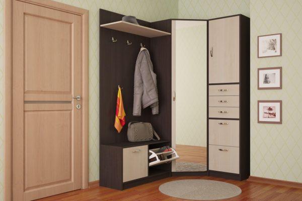 Выбирайте качественные материалы для изготовления шкафа в прихожую