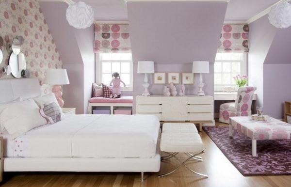 Как оформить комнату для девочки 10 лет?