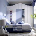 Спальные гарнитуры для маленьких комнат