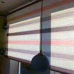 Рулонные шторы на пластиковые окна: Фото