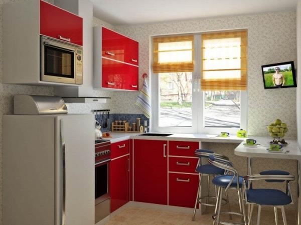 Кухня 5 кв