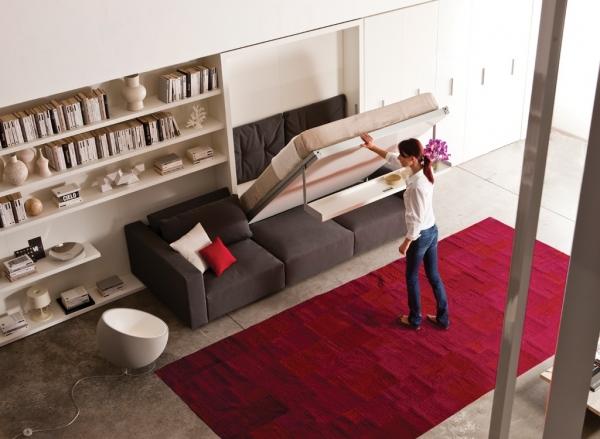 Картинки по запросу Трансформирующая мебель, встраиваемая мебель