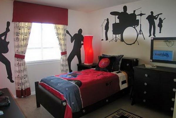 Особенности дизайна детской комнаты для мальчика-подростка
