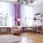 Особенности оформления дизайна детской комнаты для девочки