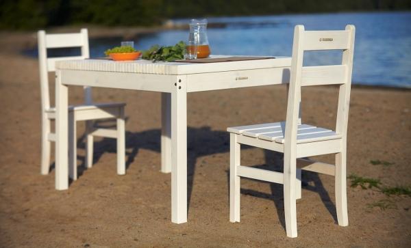 Мебель из массива сосны (31 фото): современные и классические модели