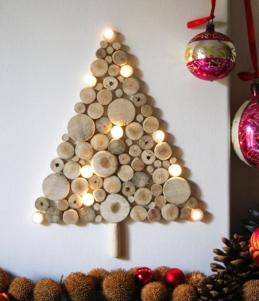 Как украсить квартиру или дом на Новый год (50 фото)