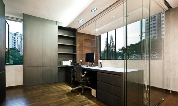 Мебель венге в интерьере (20 фото): светлый и темный дизайн