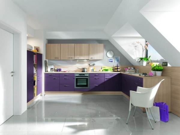 Дизайн кухни 20 кв