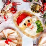 Украшение новогодних блюд на праздничном столе: лучшие примеры с фото, идеи и советы