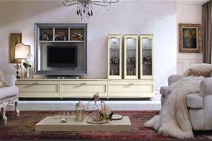 38 стильных фото стенок в гостиную в современном стиле