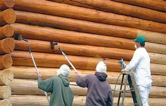 Противопожарные пропитки дерева и огнезащитные составы для металлических конструкций