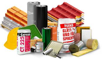 Особенности различных строительных материалов