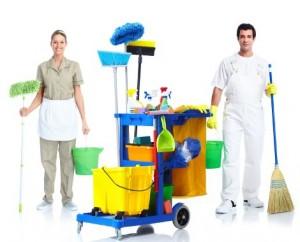 Клининговая компания – профессионалы против грязи