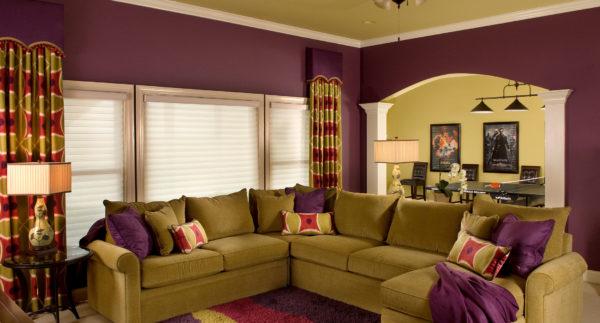 Какая мебель в тренде для гостиной?
