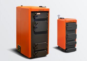 Котлы для отопления, работающие на твердом топливе