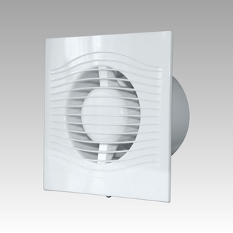 Осевые вытяжные вентиляторы