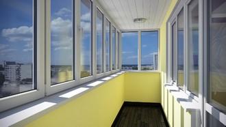 Остекляем балкон или лоджию