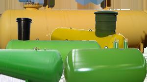 Газгольдеры в Санкт-Петербурге выбрать и купить