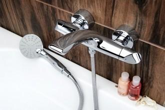 Как подобрать смеситель для ванной комнаты?
