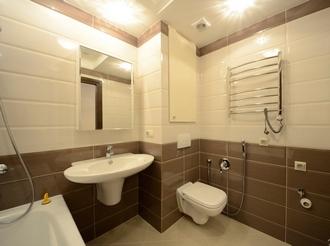 Главные особенности ремонта ванной комнаты