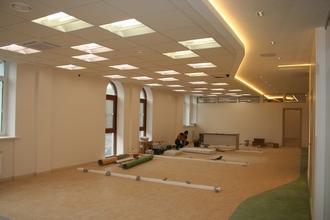 Делаем ремонт нежилого помещения
