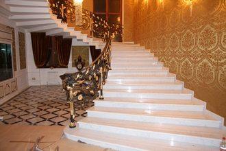 Производство лестниц из натурального камня