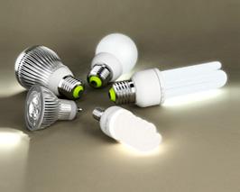 Энергосберегающие освещение