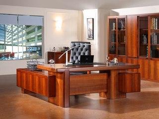 Офисная мебель: нетрадиционные цветовые решения