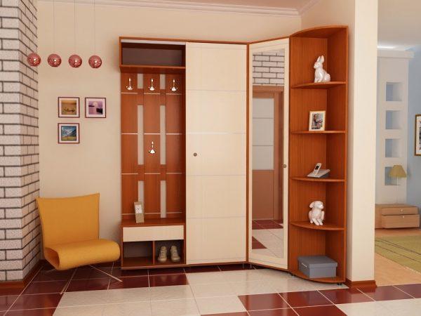 Обои и цвет мебели должны безупречно подходить друг другу