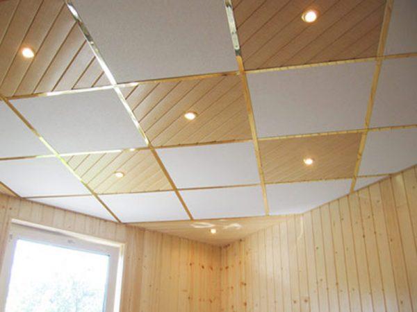 Отделка при помощи плит достаточно быстрый и удобный способ декорирования